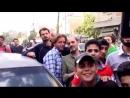 Carla Ortiz in the liberated East Ghouta Babila