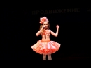Авилкина Алёна-конкурс-фестиваль «Продвижение», телевизионный международный проект «Таланты России».