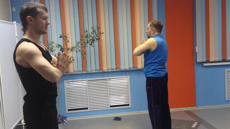 Йогатерапия здоровая спина