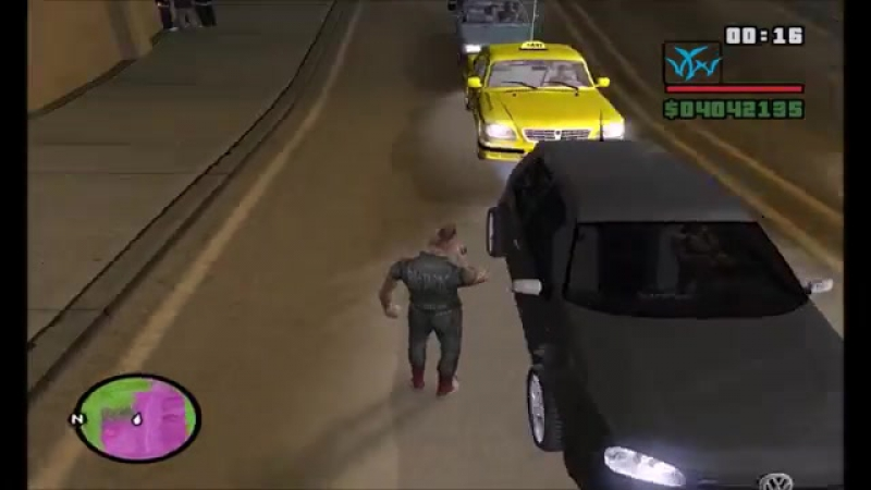 "GTA VIRTUAL WORLD ""SERBEST TAKILMA"""