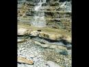 Водопад на побережье Дивноморского