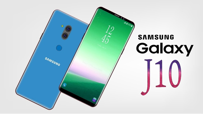 Samsung Galaxy J10 Introduction - Infinity Display, Dual Camera, Android P, CONCEPT DESIGN!