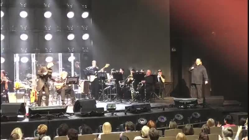 Эмиль Кадыров и Александр Градский My way