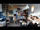 Квартирник 2, SABOTAGE - В Питере Пить Кавер на группу Ленинград