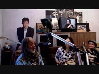 Gregg Kofi Brown сыграл в студии на Radio Imagine