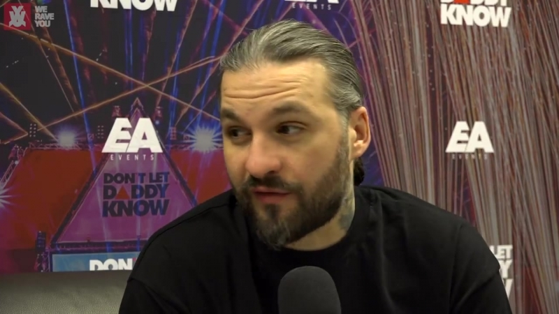 Steve Angello talks HUMAN album release, Size In The Park 2018 and personal life.