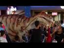 Динозавр Кеша в ТРЦ РИО