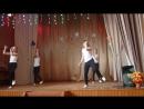 Взгляд в прошлое танец акробатика
