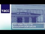 Что известно о ЧП в башкирской школе