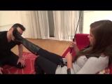 Бут фетиш Boot fetish раб вылизывает сапоги slave licking boots #femdom #foot #fetish #trampling #mistress