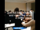 AIESEC in Astana is Recruiting!