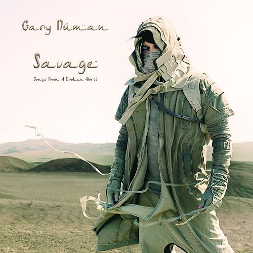 Gary Numan альбом Savage (Songs from a Broken World)