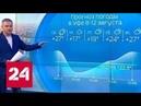 Погода разошлась: Башкирию атакуют полчища мошек, а побережье - смерчи и град - Россия 24