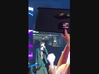 [VIDEO] 181124 EXO-CBX - Ment @ K-Concert in Macau