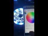 Phone control led strip light
