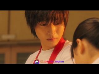 Момент из японского полнометражного фильма / дорамы ➡️ Апельсин ⬅️ ..'с