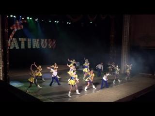 27.04.2018 Шоу-балет PLATINUM Studio - Русский танец