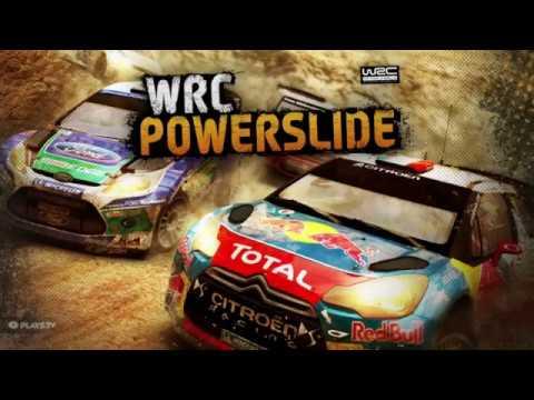 як я грав в WRC Powerslide