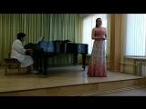 Наталья Фролова - Русская народная песня