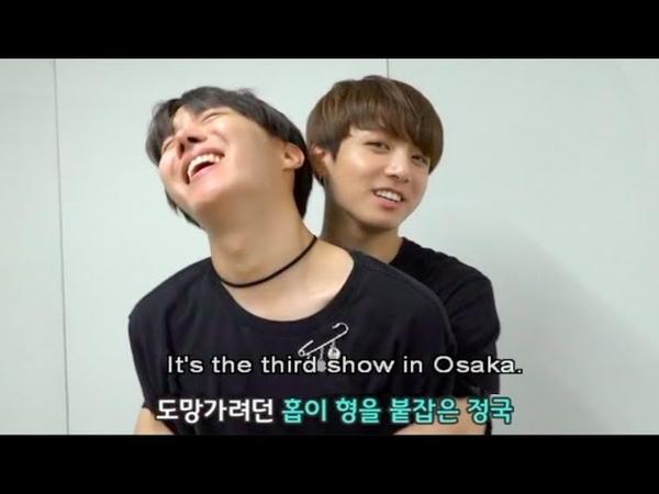 Jungkook Bullying BTS Hyungs   형들 놀리는 정국이