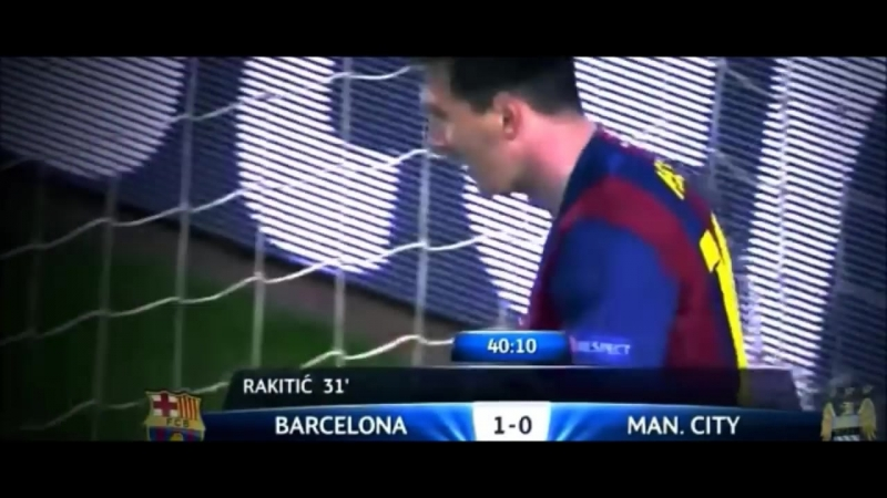 [LMcomps10i] Lionel Messi vs Manchester City Home HD 1080i (18/03/2015) by IlionelMessi10HD