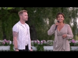 Ronan Keating &amp Carola - No Matter What (Live)