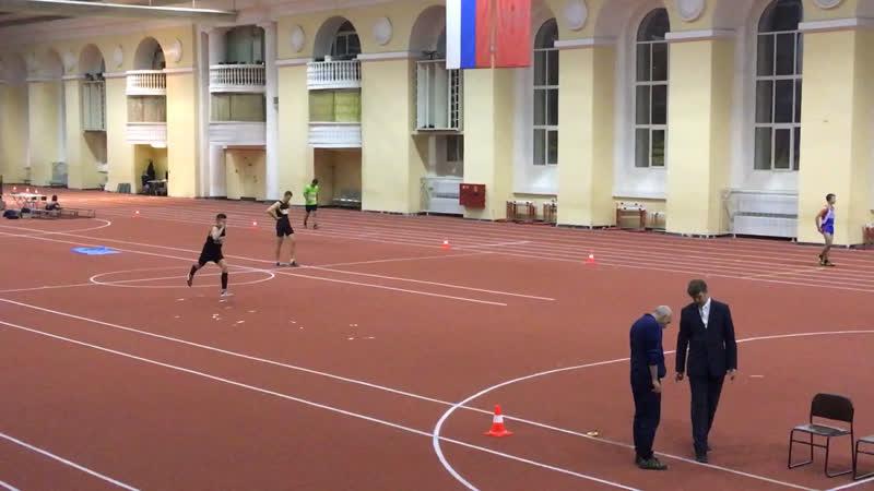 Первенство Ленинградской области