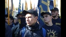 Нацкорпус провів мітинг під Радою на підтримку іноземців ветеранів АТО