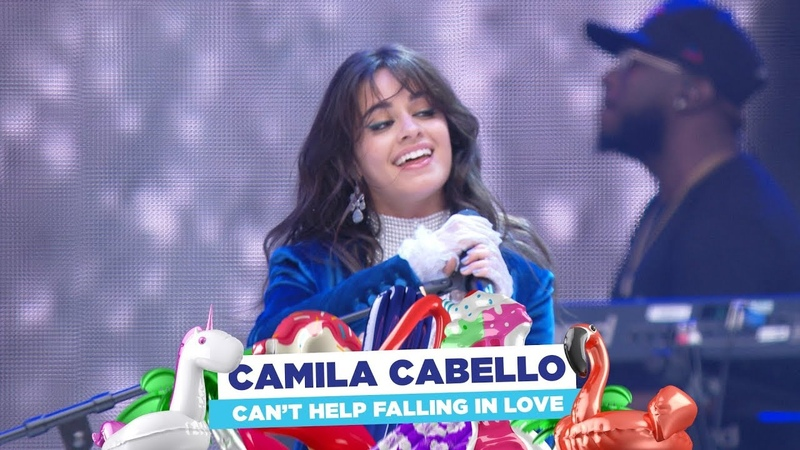 Camila cabello - 'can't help falling in loveconsequences'