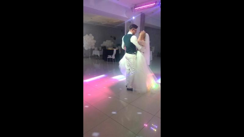 свад танец Руслан и Маша