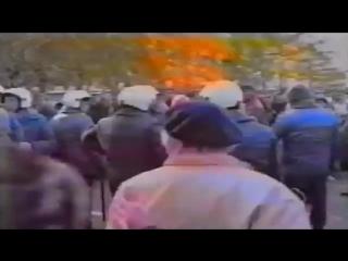 600 секунд. Октябрь 1993 . VHS. (хроника трагических событий). Как убивали мою Родину.