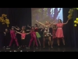 Крутой и незабываемый танец