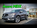 2018 Acura MDX Full Review  Advance, Technology &amp Base