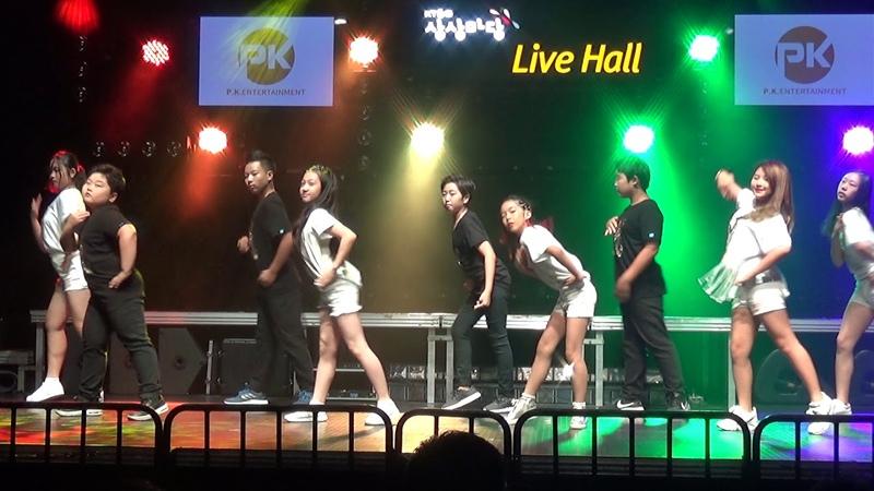 댄스팀 축하공연 - MUSKY 머스키 - Secret of my heart ( 맘 이상해 ) 데뷔 쇼케이스