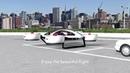 Российский стартап Bartini разработал проект летающего такси на блокчейне Bartini 2020