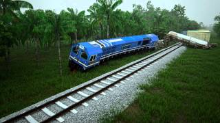JD Rail Solutions - Smart-Track™ for Tropical Environments