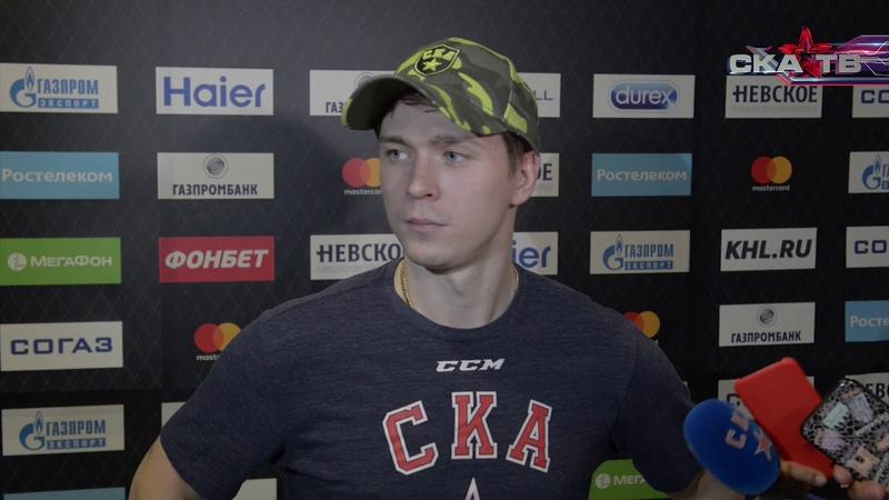 Алексей Бывальцев: «Собрались и довели до победы»