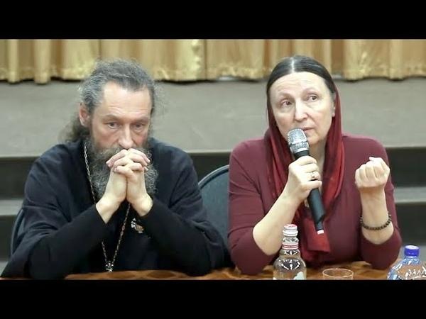 Андрей Юревич и Матушка Ольга. Свидетельство о Любви