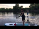 Stand Up Paddle Boarding Fail __ ViralHog