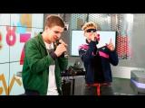 Элджей & Feduk - Розовое вино. LIVE на Радио ENERGY
