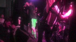 Vulvodynia - Psychosadistic Design LIVE with Luke Griffin of Acrania/Human Error on guest vocals