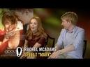 About Time - Interview - Rachel McAdams + Domhnall Gleeson + Bill Nighy + Richard Curtis