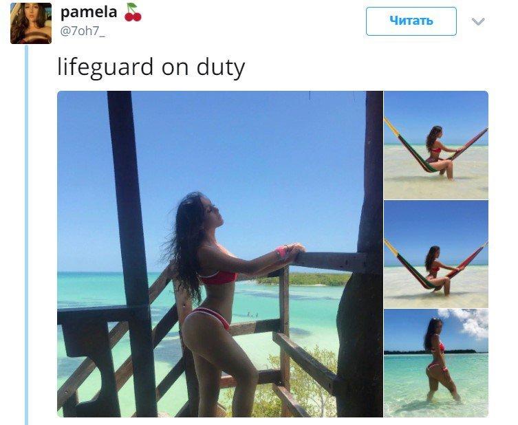 Спасатель на службе
