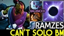 Ramzes [Anti Mage] Can't Solo Broodmother by Noone 7.19 Dota 2