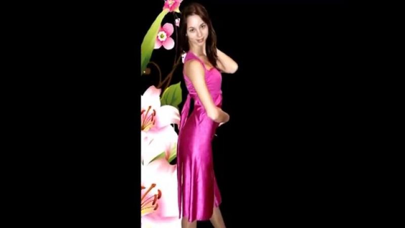 Шьем платье инфинити-дресс