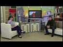 Минулого тижня наше місто відвідав заслужений артист України Альберт Салтыков і ведуча ранкового шоу «Ранок на каналі Житомир »