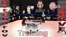 Настольный теннис I Подача Самонаводящая I Dimitrij Ovtcharov 2018 l Table Tennis I Hard serve