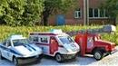 Машинки для детей спецтехника Технопарк игрушки для мальчиков