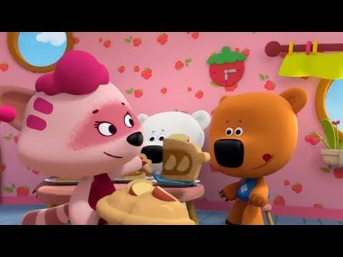 Ми-ми-мишки - Специально для девчонок! - Сборник мультиков про мишек для детей