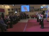 Торжественный прием главы и руководителя администрации Воскресенского района